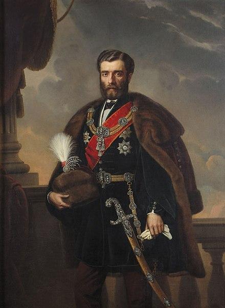 Датотека:Knez Mihajlo III Obrenovic.jpg