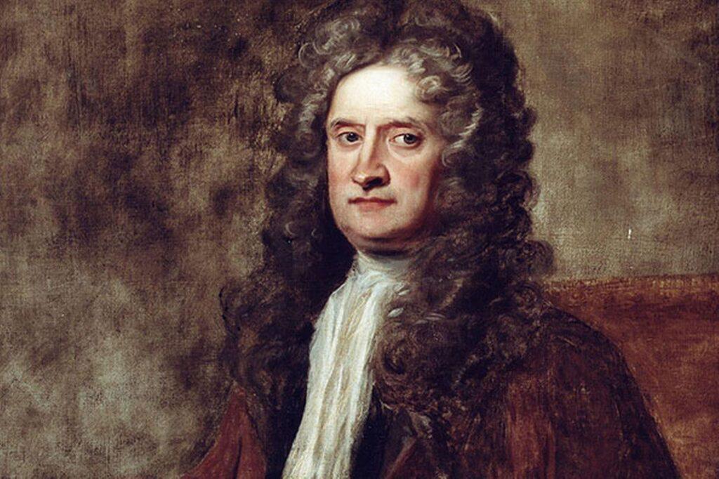 Text Box:    Sl 3. Ser Isaac Newton
